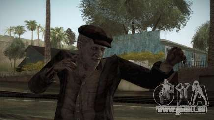 RE4 Don Diego without Hat pour GTA San Andreas