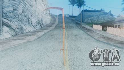 Red Dead Redemption Scythe pour GTA San Andreas
