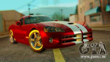Dodge Viper SRT10 pour GTA San Andreas