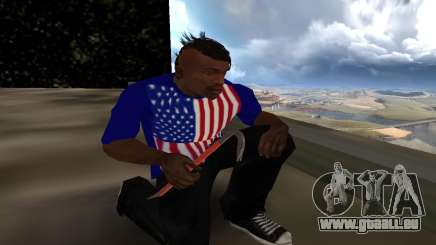 Crowbar from GTA 5 pour GTA San Andreas