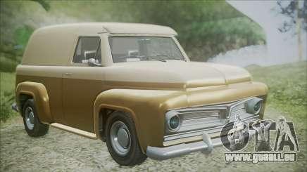 GTA 5 Vapid Slamvan für GTA San Andreas