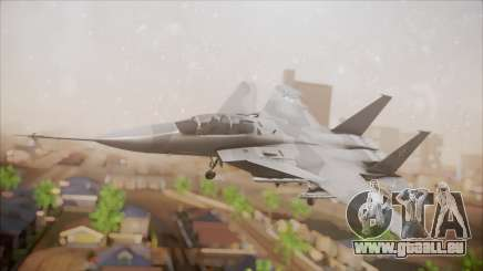 F-15S MTD Grabacr (8492nd) Ace Combat 5 pour GTA San Andreas