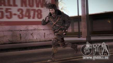 Paul v1 pour GTA San Andreas