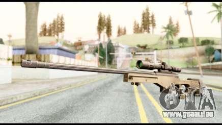 AWM L115A1 für GTA San Andreas