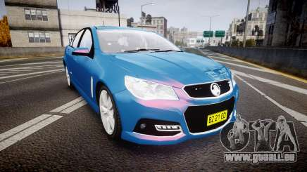 Holden VF Commodore SS Unmarked Police [ELS] für GTA 4