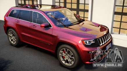 Jeep Grand Cherokee SRT8 2015 v1.0 pour GTA 4