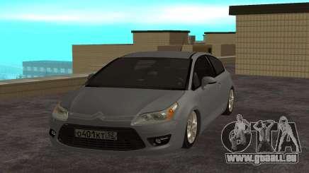 Citroen C4 pour GTA San Andreas
