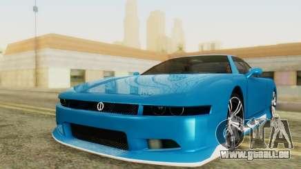 Infernus BMW Revolution für GTA San Andreas