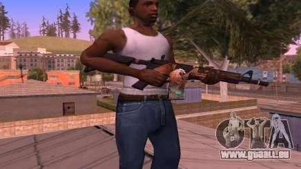 M4 Grifin für GTA San Andreas