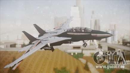 F-14B Bombcat VF-11 Red Rippers für GTA San Andreas