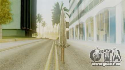 Steel Dagger pour GTA San Andreas