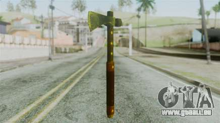 Tomahawk from Silent Hill Downpour pour GTA San Andreas