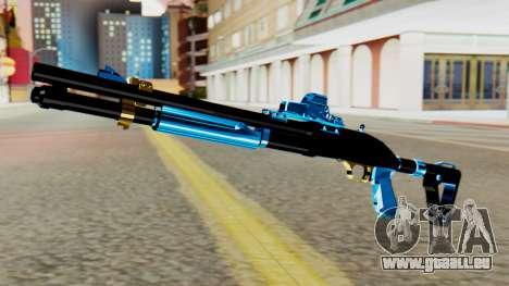 Fulmicotone Chromegun für GTA San Andreas