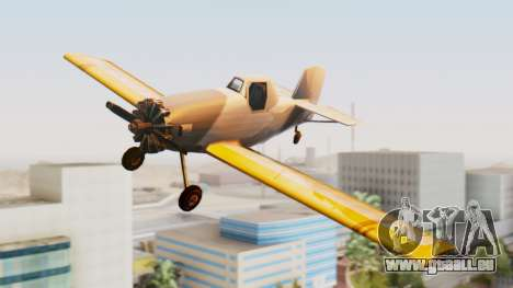 Cropduster Remake pour GTA San Andreas