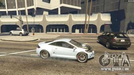 GTA 5 Semi-Realistic Vehicle Physics V 1.6 zehnte Screenshot
