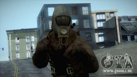 Order Soldier2 from Silent Hill für GTA San Andreas
