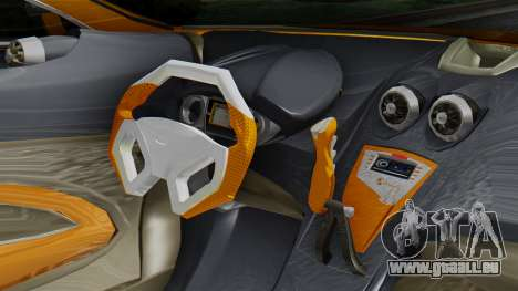 Ford Iosis für GTA San Andreas rechten Ansicht