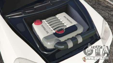 GTA 5 Porsche Cayenne Turbo S 2009 v0.7 [Beta] vorne rechts Seitenansicht
