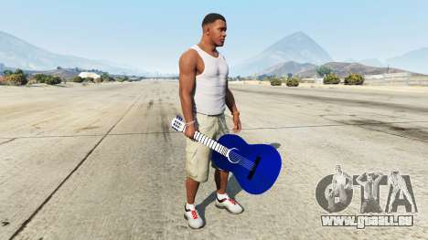 Klassische Gitarre für GTA 5