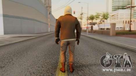 [BF Hardline] Gang Operator für GTA San Andreas dritten Screenshot