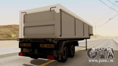 Artict2 Coal 1.0 pour GTA San Andreas laissé vue