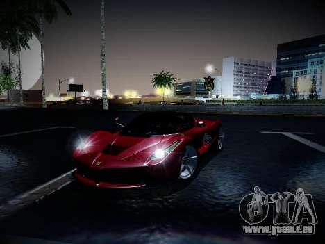 Big Boss ENB pour GTA San Andreas troisième écran
