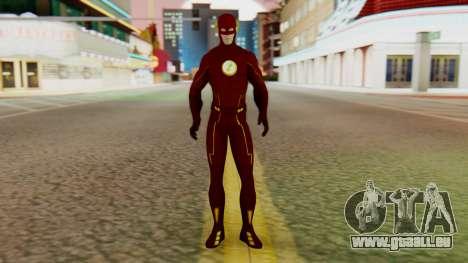 The Flash More Red für GTA San Andreas zweiten Screenshot