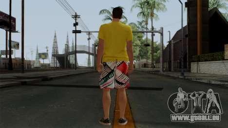 GTA 5 Online Wmygol2 pour GTA San Andreas troisième écran