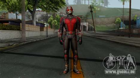 Ant-Man Red für GTA San Andreas zweiten Screenshot