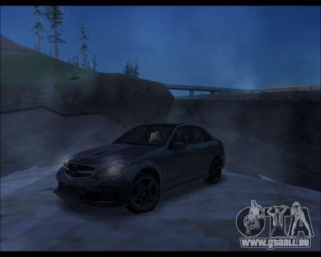 Project 0.1.4 (Medium/High PC) für GTA San Andreas zweiten Screenshot
