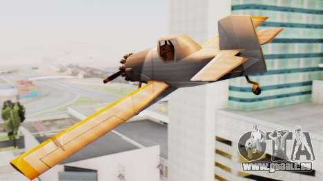 Cropduster Remake pour GTA San Andreas laissé vue