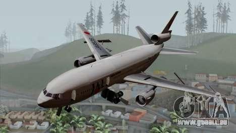 DC-10-30 Japan Airlines für GTA San Andreas