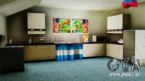 Stern Design House CJ für GTA San Andreas her Screenshot