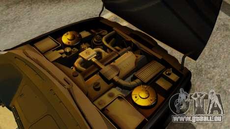 BMW 535i E34 1993 für GTA San Andreas Seitenansicht