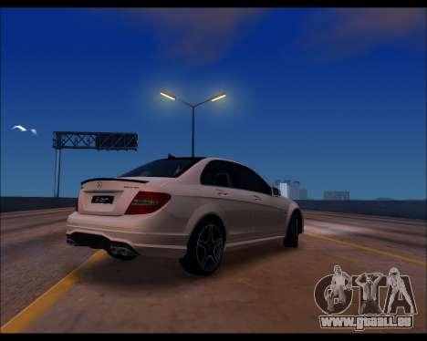 Project 0.1.4 (Medium/High PC) für GTA San Andreas her Screenshot
