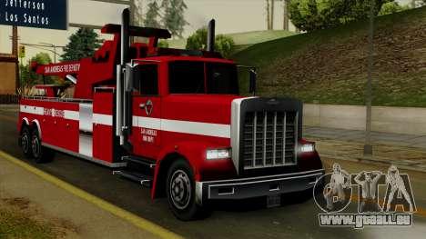 FDSA Heavy Rescue Truck pour GTA San Andreas