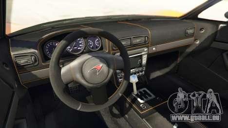 Progen T20 McLaren P1 pour GTA 5
