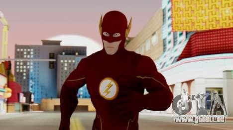 The Flash More Red für GTA San Andreas