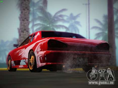 Iceh ENB pour GTA San Andreas