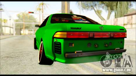 Toyota Mark 2 90 Stock für GTA San Andreas