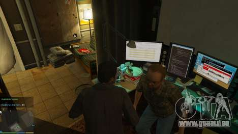 GTA 5 Story Mode Heists [.NET] 0.1.4 neunter Screenshot