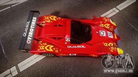 Radical SR8 RX 2011 [16] für GTA 4 rechte Ansicht