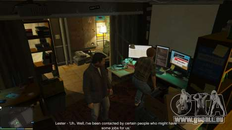 GTA 5 Story Mode Heists [.NET] 0.1.4 sechster Screenshot