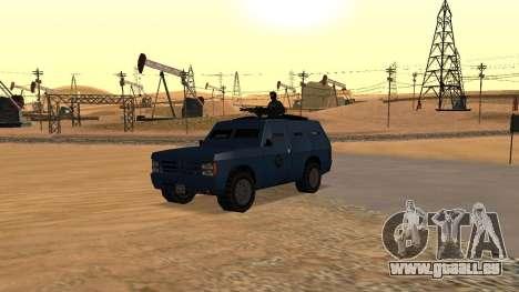 DLC Big Cop and All Previous DLC pour GTA San Andreas onzième écran