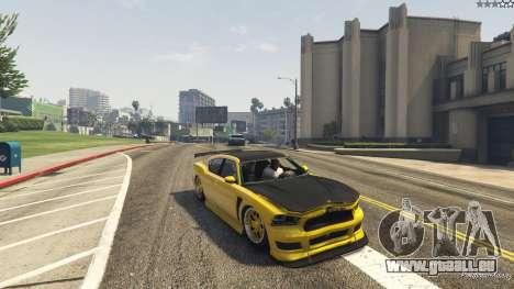 GTA 5 Semi-Realistic Vehicle Physics V 1.6 fünfter Screenshot