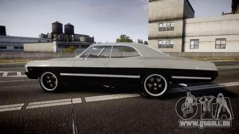 Chevrolet Impala 1967 Custom pour GTA 4 est une gauche