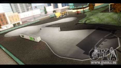 Krankenhaus-und skate-Park für GTA San Andreas neunten Screenshot