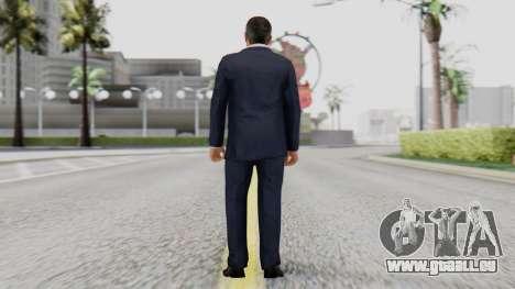 [GTA 5] FIB1 pour GTA San Andreas troisième écran