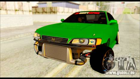 Toyota Mark 2 90 Stock für GTA San Andreas linke Ansicht