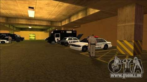 DLC Big Cop and All Previous DLC pour GTA San Andreas sixième écran